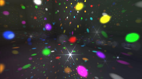 Disco Light Db HD Stock Video Footage