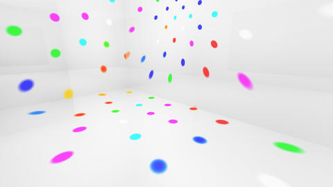Disco Light Dcw HD Animation