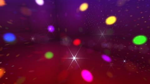 Disco Light Dg HD Stock Video Footage