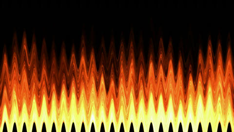 Flame pulse wave.fire,flame,heat,element,energy,fiery,light,passion Animation