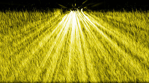yellow light exposure on the... Stock Video Footage