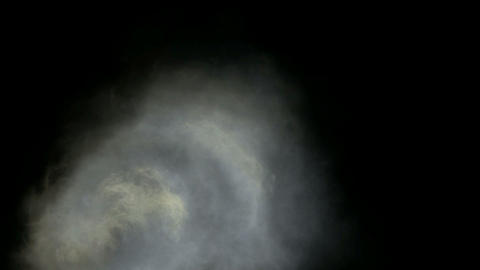 Animation of smoke,gas,air,pollution,clouds,cigarettes,accidents,debris,Fireworks,particle,symbol,vi Animation