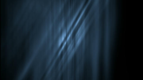 blue fiber rays light.Cloth,silk,yarn,curtain,Liquid Stock Video Footage
