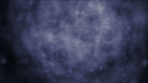 flying particle smoke in dark,Space galaxy in space,begin... Stock Video Footage