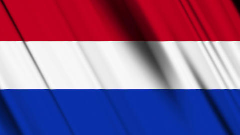 EURO 2012 Group B Flags 01 Stock Video Footage