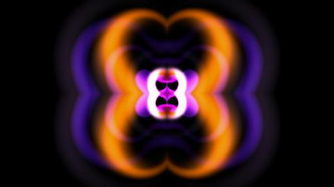 color neon light,flare laser flower background,Design,... Stock Video Footage