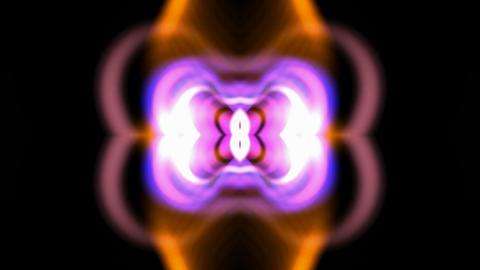 color neon light,flare laser flower background,Design, symbol, dream, mind, creativity, frame Animation