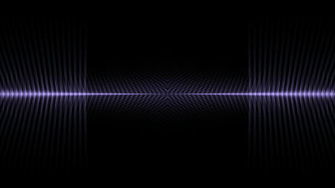 light ray wave,music rhythm... Stock Video Footage