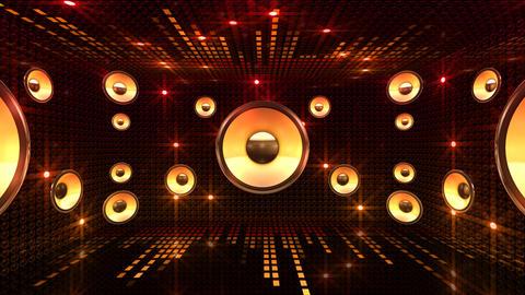 Disco Space 3 RAfC3 HD Stock Video Footage