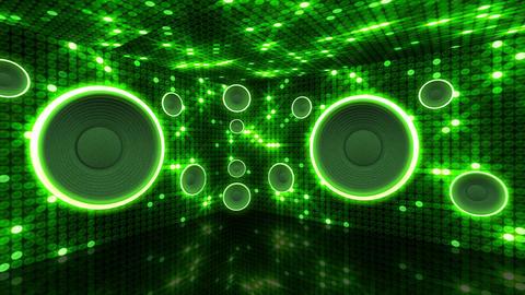 Disco Space 3 RArC2 HD Stock Video Footage