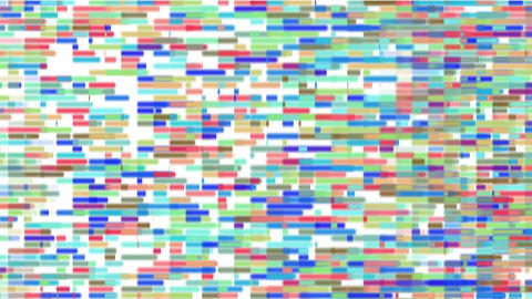 Color bricks background,Disk fragmentation,wallpaper,mosaics.particle,Design,symbol,dream,vision,ide Animation