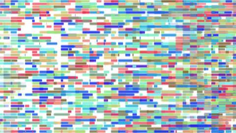 Color bricks background,Disk fragmentation,wallpaper,mosaics.particle,Design,symbol,dream,vision,ide Animation