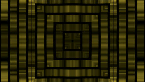 golden square metal background,game entrance,software... Stock Video Footage