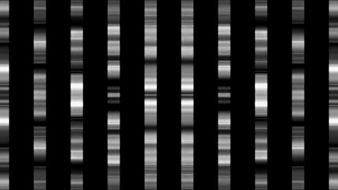 gray metal steel,metal chain,Steel bars,spring,striped Stock Video Footage