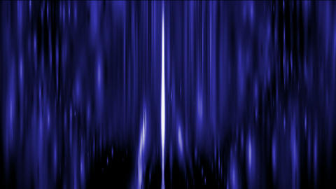 Abstract strokes of blue... Stock Video Footage