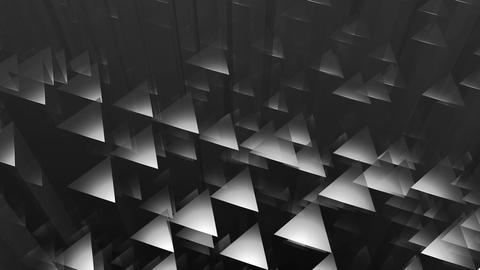 grey triagonal edge Animation