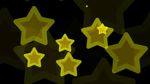 tileable yellow star pattern with alpha Animation