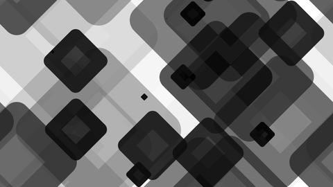 tileable black rounded array Animation