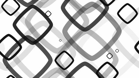 tileable black rounded lines Animation