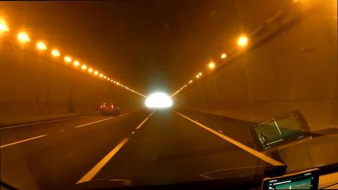 Tunnel n Fog Live Action