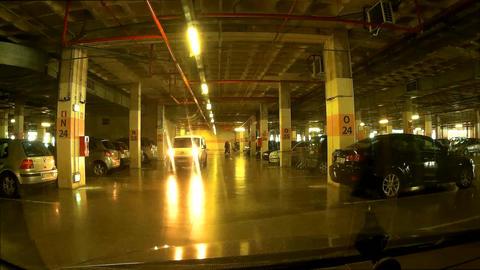 underground parking Live Action