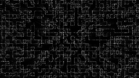 Tunnnel Loop Grid A CG動画