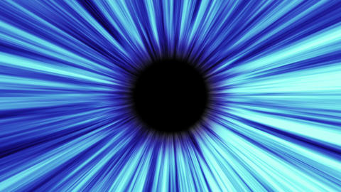 Tunnnel Loop Halo Animation