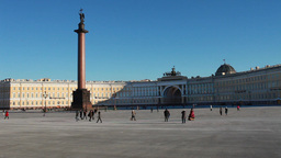 Majestic Palace Square stock footage