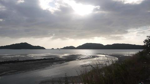 Sand beach 2 Footage