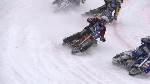 Extreme Speedway stock footage