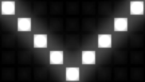 Cube Glow 22 Stock Video Footage