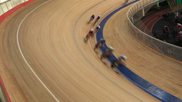 Cycling race Live Action