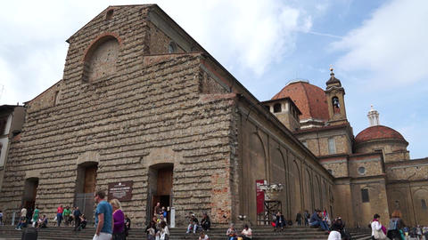 Basilica di San Lorenzo (1 of 5) Footage