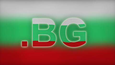 4K BG - Internet Domain of Bulgaria Footage