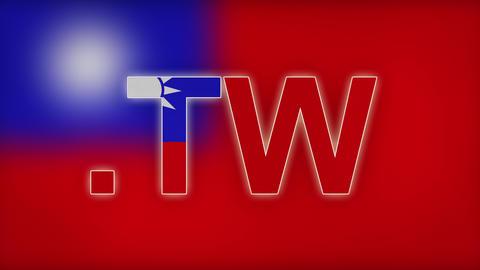 TW - Internet Domain of Taiwan 影片素材