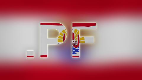 4K PF - Internet Domain of French Polynesia Archivo