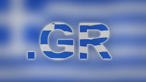 4K GR - Internet Domain of Greece Footage