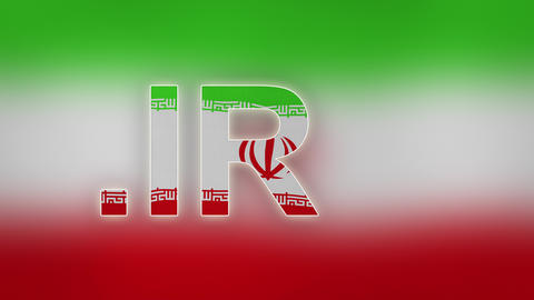 4K IR - Internet Domain of Iran Footage