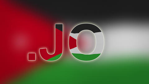 4K JO - Internet Domain of Jordan Footage