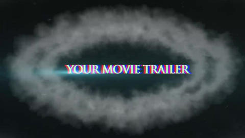 trailer 010 Apple Motion Template