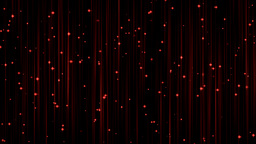 Stars stage curtain Stock Video Footage