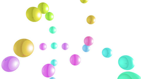 Sphere circle 3 Cb C 1 4 K CG動画