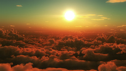 Clouds flight Videos animados
