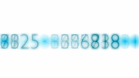 blue number,credit card figures,business background.seconds,hours,minutes,moment,tables,clocks,watch Animation
