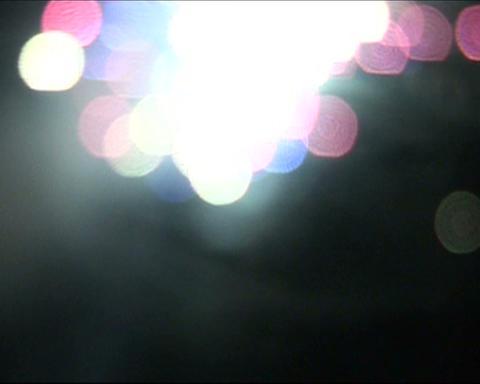 flash light firework Stock Video Footage