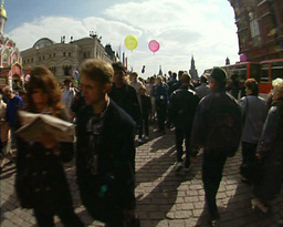many peoples Stock Video Footage