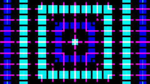 electric circuit,electrical energy,maze.disco neon... Stock Video Footage
