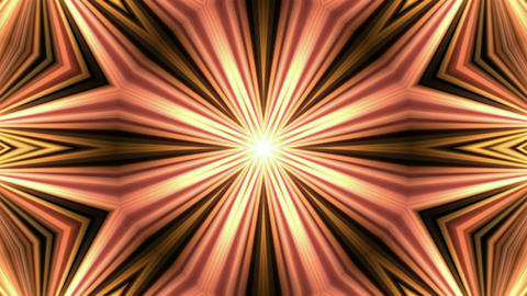 golden ray lights,disco neon tech energy laser,flower... Stock Video Footage