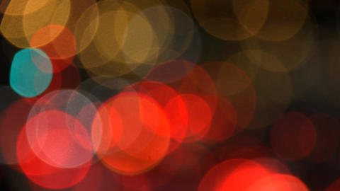 Abstract Lights 01 Stock Video Footage