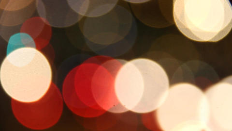 Abstract Lights 03 Stock Video Footage